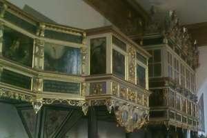 Susz: Kościół św. Antoniego