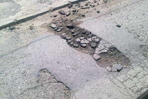 Uwaga! Utrudnienia w ruchu na drogach Olsztyna