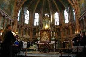 Sanktuarium Maryjne w Gietrzwałdzie