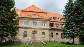 Pałac neobarokowy w Okowiznie