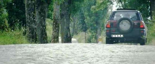 Radzieje-Pniewo: Brukowana jazda bez trzymanki - full image