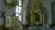 Kościół św. Mikołaja w Wielkim Łęcku z 1918 roku