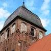Pasym: kościół ewangelicki z XIV wieku