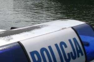 Mężczyzna utonął na Jeziorze Lampackim