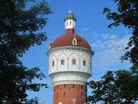 Muzeum Kropli Wody i Wieża Ciśnień w Ełku