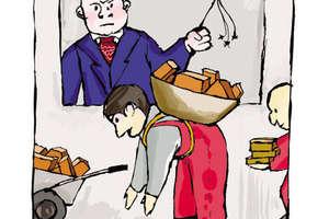 Praktykant — pracownik czy tania siła robocza