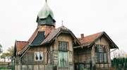 Drewniany dworzec cesarza Wilhelma w Budwitach