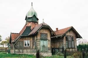Budwity: drewniany dworzec cesarza Wilhelma