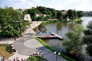 Iława letnią stolicą Warmii i Mazur