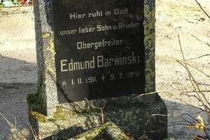 Purda: Cmentarz Ich pogodził