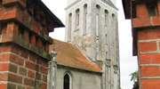 Gotycki kościół w Babiaku