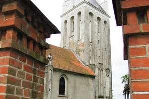 Babiak: gotycki kościół z XIV wieku