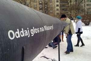 Mazurska tuba wystartowała w Krakowie