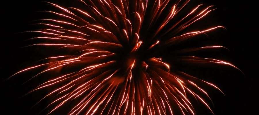 W sylwestra na niebie pojawią się fajerwerki
