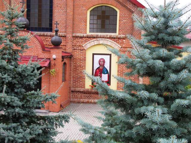 Cerkiew św. Jana Apostoła w Iławie - full image