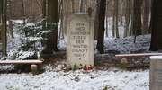 Zabytkowy cmentarz w  Rucianym - Nidzie
