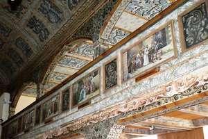Okartowo: piękny kościół z XVIII wieku