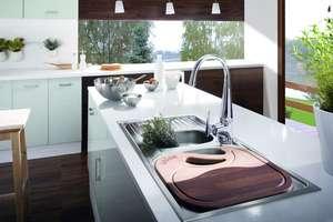 Praktyczne akcesoria do zlewozmywaka pomogą nam w kuchni