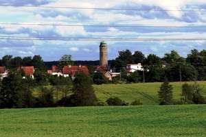 Sępopol: wieża ciśnień
