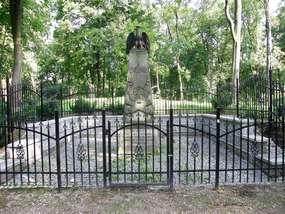 Pomnik pruskich żołnierzy w Olecku