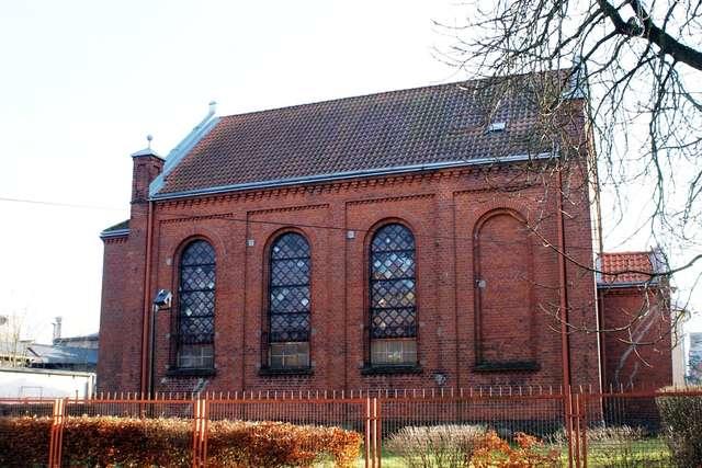 Mrągowo: cerkiew prawosławna w bylej synagodze - full image