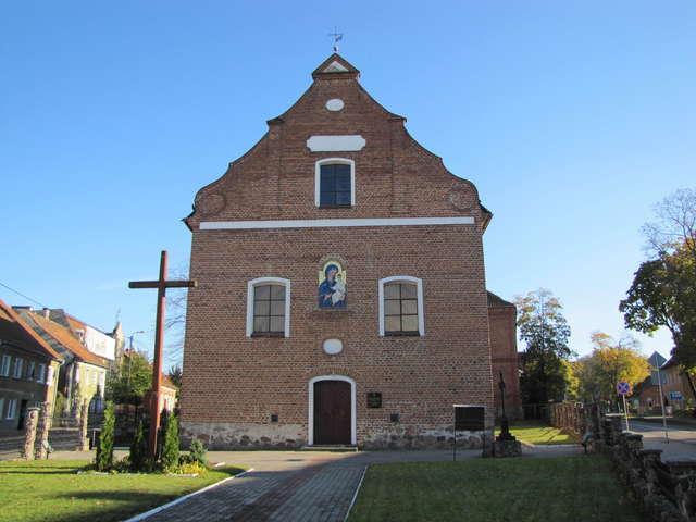 Dobre Miasto: cerkiew św Mikołaja  - full image