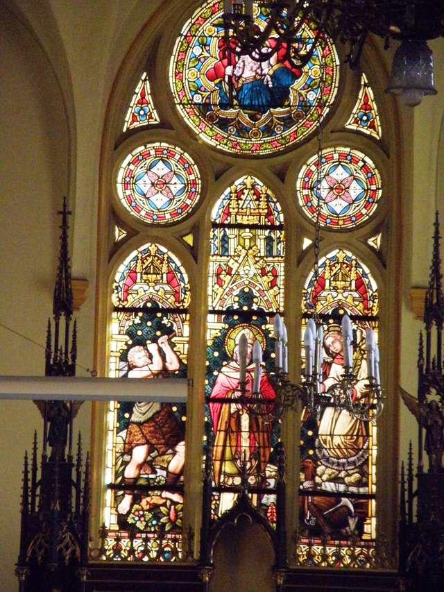 Mrągowo: kościół św. Wojciecha - full image