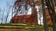 Kościół neogotycki we Frączkach