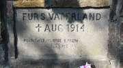Cmentarz wojenny z 1914 roku w Szczytnie