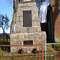Nowe Włóki: pomnik ku czci poległych w czasie I wojny światowej