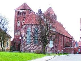 Kościół (Bazylika) św. Jerzego w Kętrzynie