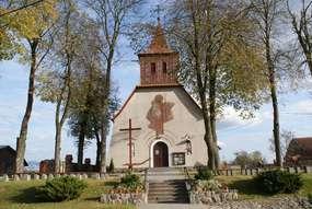 Kościół w Jedwabnie