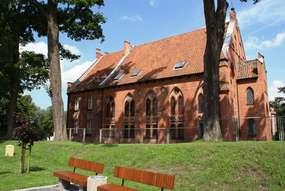 Kaplica baptystów w Szczytnie