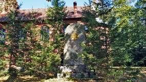 Pomnik poległych w I wojnie światowej w Orłowie