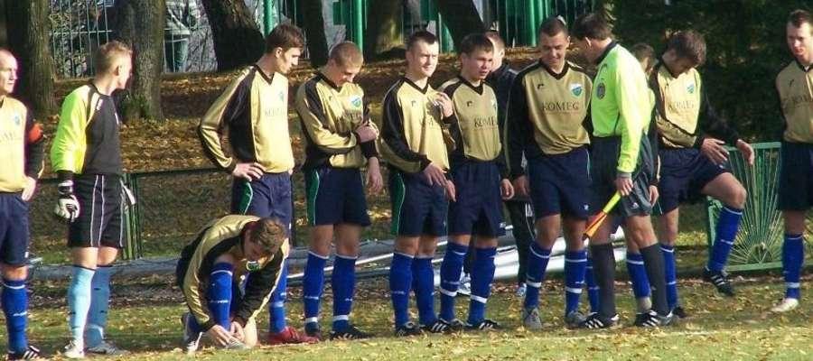 Piłkarze Granicy w ubiegłym sezonie wygrali IV ligę