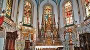 Kościół z Relikwiami Świętego Krzyża w Klebarku Wielkim