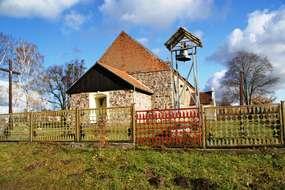 Kościół w Jesionowie z 1684 roku
