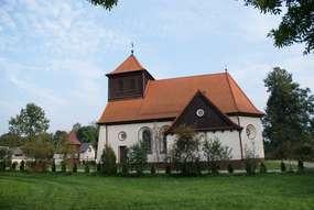 Kościół w Księżym Lasku (1928)