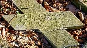 Cmentarz staroobrzędowców w Osiniaku - Piotrowie