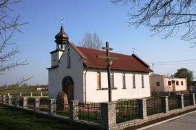 Cerkiew greckokatolicka w Lelkowie