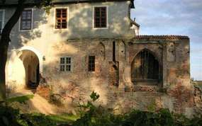 Zamek z duchem dzieciobójczyni w Morągu