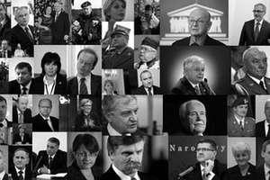 Lecieli do Katynia, zginęli pod Smoleńskiem