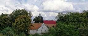 Kościół z 1865 roku w Grabniku