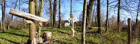 Cmentarz staroobrzedowców w Iwanowie
