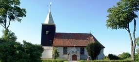 Kościół z XIV wieku w Wojciechach
