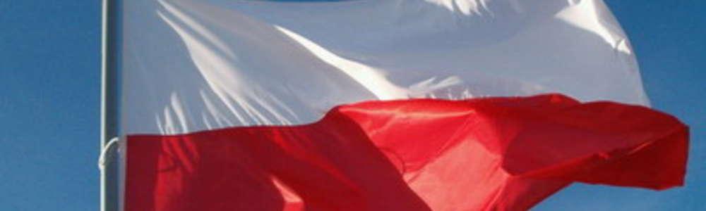 Dzień flagi w Olsztynie