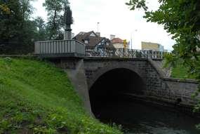 Most Świętego Jana Nepomucena w Olsztynie