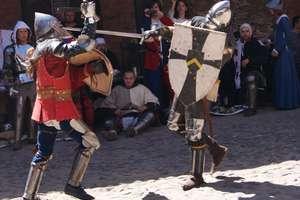 Okradł rycerzy z nidzickiego zamku