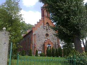 Kościół św. Jana w Dąbrównie