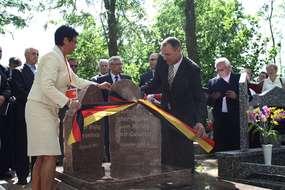 Pomnik ofiar Armii Czerwonej w Rynie